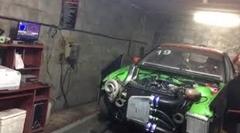 ターボエンジンの吸引力がよくわかる動画