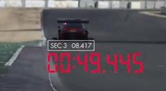 はえー!HKS TRB-03 筑波49秒445 フルオンボード動画