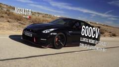 日産 GT-R軍団がスペインのテストコースでタイムアタックしちゃう動画