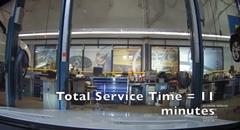 S63 AMGオーナー「作業料90分ってあるのに実際は11分じゃねーか!」