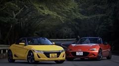 ホンダ S660とマツダ ロードスターの開発者の話を片山右京が聞く動画