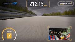 シボレー コルベット ZR1 の最高速度341km/h 実測オンボード動画
