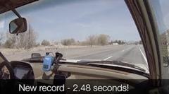 0-96km/h 2秒48 テスラのモーターを積んだ激速ホンダ アコード
