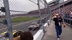 NASCARの凄さが一瞬でわかるデイトナ500動画