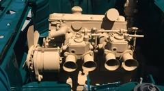 ボール紙で作ったBMW M10エンジンがスゴイ!