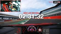 ホンダ シビック タイプR シルバーストーン FF最速 2分31秒32 フルオンボード動画