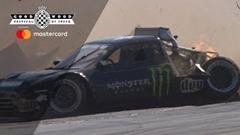 900馬力オーバーのフォード RS200 がグッドウッド2018でクラッシュしちゃう動画