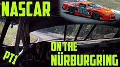NASCAR ニュルブルクリンクを走るの巻