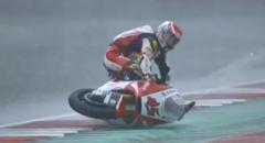 MotoGP 長島哲太選手のバイクサーフィン動画