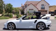 スティーブさん 911 ターボS カブリオレに乗ってポルシェを好きになるの巻