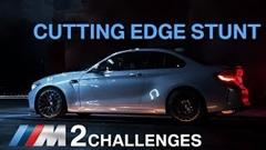 BMW M2 コンペティションが1分間速斬りギネス記録に挑戦しちゃう動画
