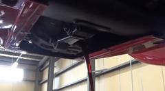 フェラーリ 360 F1 のミッションオイル交換方法がわかる動画