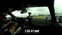 新型BMW Z4 M40i ニュル7分55秒41フルオンボード動画