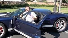 初代フォード GTの乗りにくさがよくわかる動画