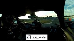BMW M2 コンペティション ニュル7分52秒36 フルオンボード動画