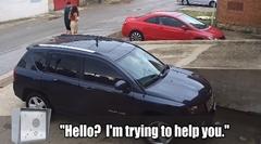 警告を無視する迷惑駐車野郎はレッカーしちゃいます!