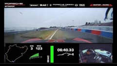 超はえー!ポルシェ 991 GT2 RS MR ニュル6分40秒33 フルオンボード動画
