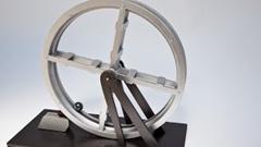 磁石と鉄球で永久機関作ったぜー!っていう動画