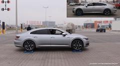 VW vs アウディ vs ベンツ vs BMW 4WD ローラーテスト動画