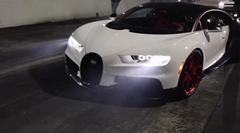 1500馬力 ブガッティ シロンのゼロヨンタイム実測動画