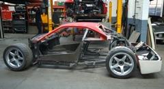 フェラーリ F40 LM 復元動画