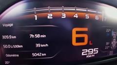 マクラーレン セナ 0-295km/h加速メーター動画
