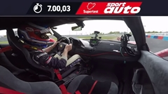 はえー!フェラーリ 488 ピスタ ニュル 7分00秒03 フルオンボード動画