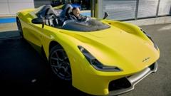 ダラーラ ストラダーレ 0-250km/h加速動画