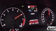 トヨタ GR ヤリス GR-4 0-160km/h メーター動画