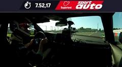 トヨタ GR スープラ ニュル7分52秒17 フルオンボード動画
