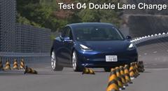 テスラ モデル3 vs ジャガー I-PACE 動力テスト動画