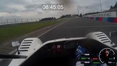 超はえー!ラディカル SR8 RX ニュル 6分45秒5 フルオンボード動画