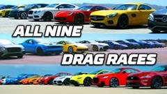 10数台同時ドラッグレース 2011-2019を一気に見てみよう