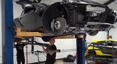 トヨタ GRスープラを完全に分解しちゃいます!