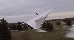 世界一大きいラジコン紙飛行機を飛ばしてみた