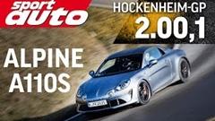 アルピーヌ A110S ホッケンハイム フルオンボード動画