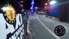 スウェーデンの街を爆走しまくるリアルクレイジータクシー