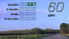 シボレー C8 コルベット 0-96km/h なんと2秒67!
