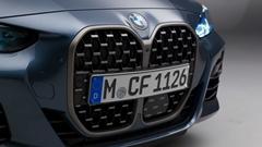 もし新型BMW 4シリーズのキドニーグリルが小さかったら?