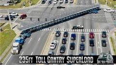 71.6mの道路を運搬しちゃうプロのお仕事動画