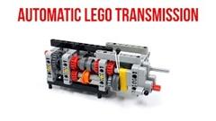 レゴで4速オートマチックトランスミッションを作ってみた