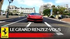 フェラーリ SF90 ストラダーレがモナコを走るだけのフェラーリ公式ショートムービー