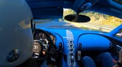 ブガッティ シロン ピュアスポーツのニュルオンボード映像