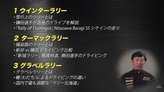 全日本ラリードライバーの超絶ドラテクを解説するよ