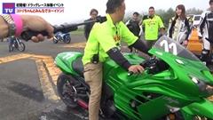 バイクのバーンナウトのやり方がわかる動画