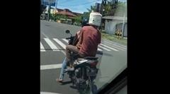ヘルメットかと思ったら炊飯器だったwwwww