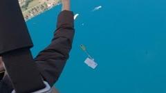 パラグライダー体験飛行中に買ったばかりのiPhone11Proを湖に落とすの巻