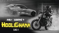 二輪と四輪でドリフトしちゃうアンディ・ディブリノの超絶ドリフト映像 HooliGhana