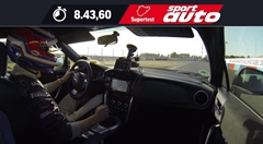 スバル BRZ ファイナルエディション ニュル8分43秒6 フルオンボード動画