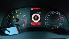 トヨタ GRヤリス 最高速度スピードメーター動画